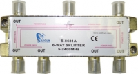 6-портовый сплитер (1/6 S206AP)