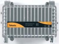 Усилитель Televes 4510 MATV + R5-30 МГц дист. питание