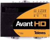 Программируемая головная станция Televes Avant-HD