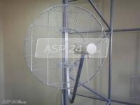 Антенна сегментно-параболическая ASPD-5.3-28