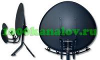 Спутниковая антенна MULTI Toroidal T90PM Black