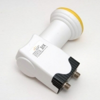 Спутниковый конвертор Golden Interstar Circular Twin LNB GI-102 Supreme
