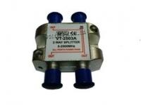 Cплиттер трехотводный 5-2500Мгц