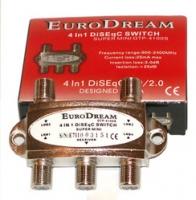 EuroDream GTP-4100S mini