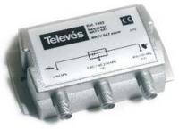 Смеситель SAT-MATV Televes 7452