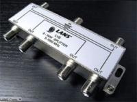 FV6,делитель на 6 5-860MHz,9,5db
