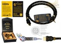 Шнур DA VINCI HDMI 26AWG 0,8m в коробке