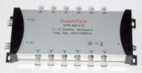Спутниковый мультисвитч DreamTech GTP-MS-212 (2x12)