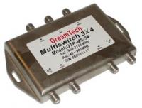 Спутниковый мультисвитч GTP-MS-34