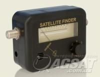 Satfinder - измеритель сигнала стрелочный