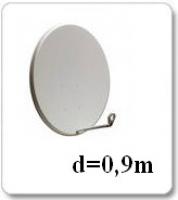 Антенна спутниковая Strong 0,9 м