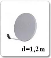 Антенна спутниковая 1,2м (Харьков)
