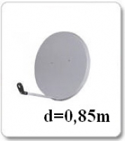 Антенна спутниковая 0,85м (Харьков)