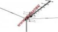 Телевизионная антенна Локус L 025.08